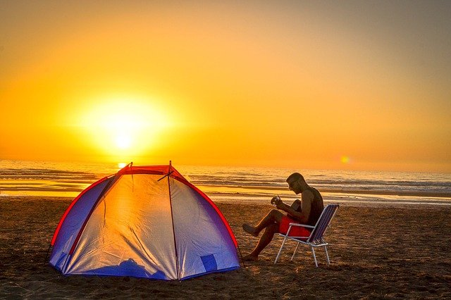 Camping Will Strengthen Your Self-Confidence